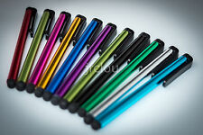 10 Pcs Stylus Stylet Multicolor Iphone / Ipod / Ipad / Tablet / Samsung / Nexus