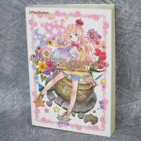 ATELIER MERURU Alchemist of Arland 3 Complete Game Guide Japan Book PS3 MW7602*