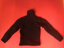 1/6 Sideshow Collectibles Snake Eyes Gi Joe Black Long Sleeve Shirt Loose New