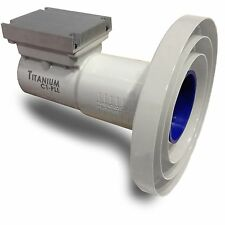 Titanium C1-PLL C-band Phase-Locked Loop LNBF with WiMax Filter  FTA PLL LNB