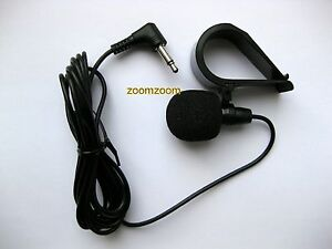 Microphone for Speakerphone Sony Bluetooth with 3.5mm Connector Mex xa-mc10