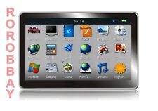 NAVIGATORE SATELLITARE GPS 5 POLLICI LETTORE MP3 VIDEO MP4 Q8