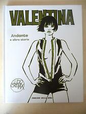 VALENTINA - ANDANTE E ALTRE STORIE N. 10 - CREPAX CORRIERE DELLA SERA FUM8
