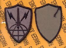 USA Information Systems Engineering Command ACU Duty uniform patch m/e
