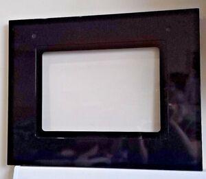 SMEG BM93BL RANGE OVEN MAIN DOOR OUTER GLASS Genuine (BM.24X)