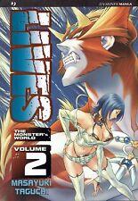 LIVES the monster world 2 di M.Taguchi ed.JPOP NUOVO sconto 50%
