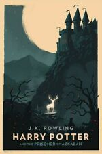 Harry Potter And The Prisoner Of Azkaban Reproduction Poster A4