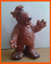 """Alf Cute Rubber 3.7"""" Standing Rare Tv Character 1988"""