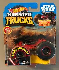 2019 Hot Wheels Monster Trucks Darth Vader Star Wars