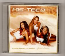(HX563) Mis-Teeq, Lickin' On Both Sides - 2002 Special Edition CD