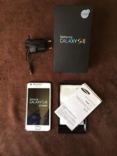 téléphone mobile samsung galaxy s2 GT-I9100 débloqué tout opérateur, blanc