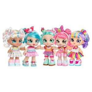 Kindi Kids 10in Dolls Snack Time Friends 6 Variations FREE & FAST DELIVERY