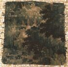 Antique 18TH Century Tapestry Fragment Belgian Vojtech Blau Collection
