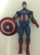 "Marvel Universe/Infinite/Legends Figure 3.75"" Captain America (Avengers Film)"