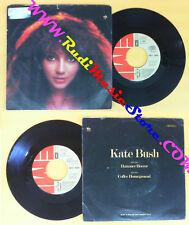 LP 45 7'' KATE BUSH Hammer horror Coffee homeground 1978 italy EMI no cd mc (*)