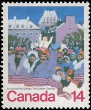 CANADA 780 - Quebec Winter Carnival Issue (pa59632)