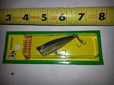 Creme Fishin' Favorites Pop R 2 inches long Topwater Fishing Lure