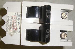 FP 50 AMP 2 pole  BOLT ON CIRCUIT BREAKER
