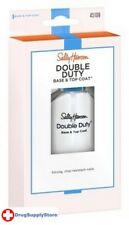 BL Sally Hansen Double Duty Base & Top Coat 0.45 oz - Two PACK