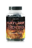 Nature Testo Booster - Achtung Muskelaufbau extrem anabol Ab18! Muskelwachstum