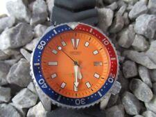 SEIKO Scuba Diver 150 m 7002-700A Automatic Pepsi orange 42 mm 90er 1990s