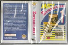 Msx supersellers 1 cassettes