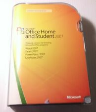 MICROSOFT OFFICE - Home And Student (2007) = Retail w/ Product Key & Plastic Box