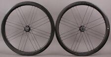 Campagnolo Bora WTO 45 2 Way Fit Disc Brake Road Bike Wheelset USB Bearings