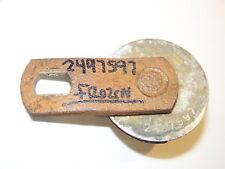 1965 DODGE MONACO POLARA 3 SPEED WIPER PIVOT & CAM OEM #2497597