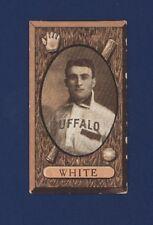 1912 IMPERIAL TOBACCO C46 No.4 JOHN WHITE Buffalo !!