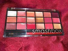 Smashbox Lip Service Lipstick Palette 2 with 18 shades New.