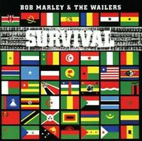 Bob Marley - Survival (NEW CD)