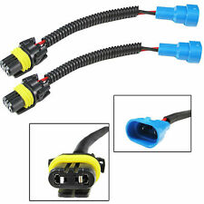 For Headlight Daytime Running Fog Light 9005/HB3 Extension Wiring Harness Socket