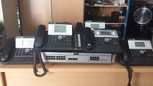 Central Telephonique Pabx ALCATEL Omnipcx Office CPU-3 + 5 Correo