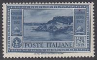 Italy Regno - 1932 Garibaldi Sass. n.322 cv 150 MNH**