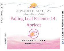 Falling Leaf Essence #14 Release Anger- Advanced Alchemy 25ml Apricot