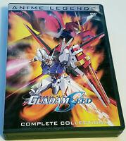 Mobile Suit Gundam Complete Collection I 1 5-DVD E1-25 Bandai Anime Legends