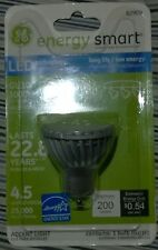 GE Energy Smart LED Flood Light GU10 3000kK 62909 Low Energy 4.5 Watts NEW