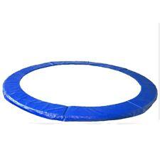 Plum 8ft Trampoline Spring Padding (Blue)