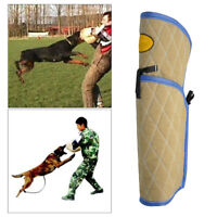 Strong Jute Dog Bite Arm Sleeve for Training  Schutzhund K9 Rottweiler