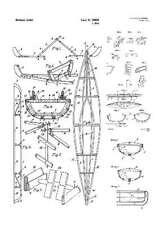 277 Patente Faltboot e von Klepper, Hans Hart u.a.