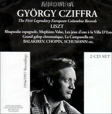 Liszt / Cziffra - Klavierwerke / G. Cziffra [New CD]