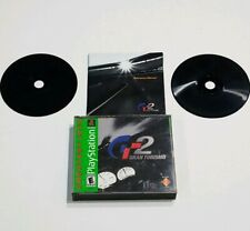 Gran Turismo 2 (Sony PlayStation 1, 1999) PS1 Complete TESTED