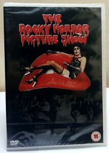 The Rocky Horror Picture Show DVD Region 2 PAL New And Sealed