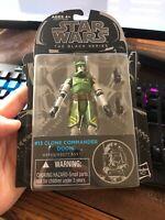 Hasbro Star Wars The Black Series Clone Commander Doom Action Figure New Sealed