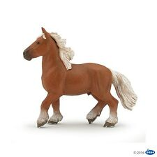 Papo 51555 Comtois cavallo 14 cm Mondo Cavalli novità 2017