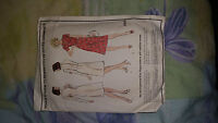 VINTAGE RETRO 1960/70'S ? SEWING PATTERN VOGUE'S GUIDE TO PERFECT FIT 1004