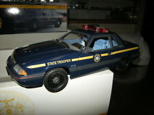 1:18 GMP Ford Mustang Special Service State Police 1988 in OVP