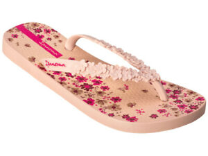 Ipanema Fashion Floral Fem Damen Zehentrenner Badeschuhe Sandalen 26030-21108