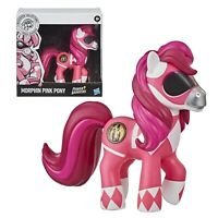 My Little Pony Mighty Morphin Power Rangers Crossover Collection Pink Pony NIB
